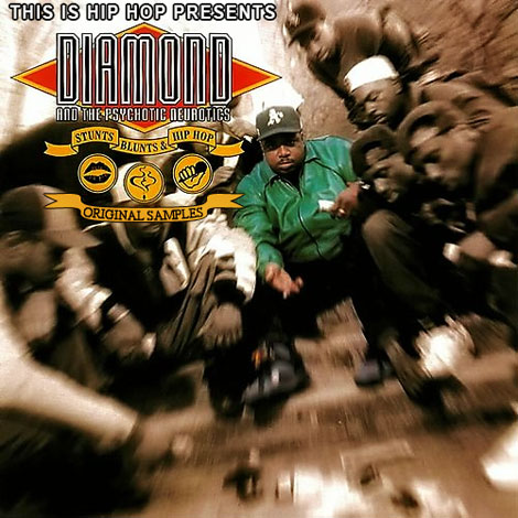 Diamond D - Stunts, Blunts & Hip-Hop (1992)